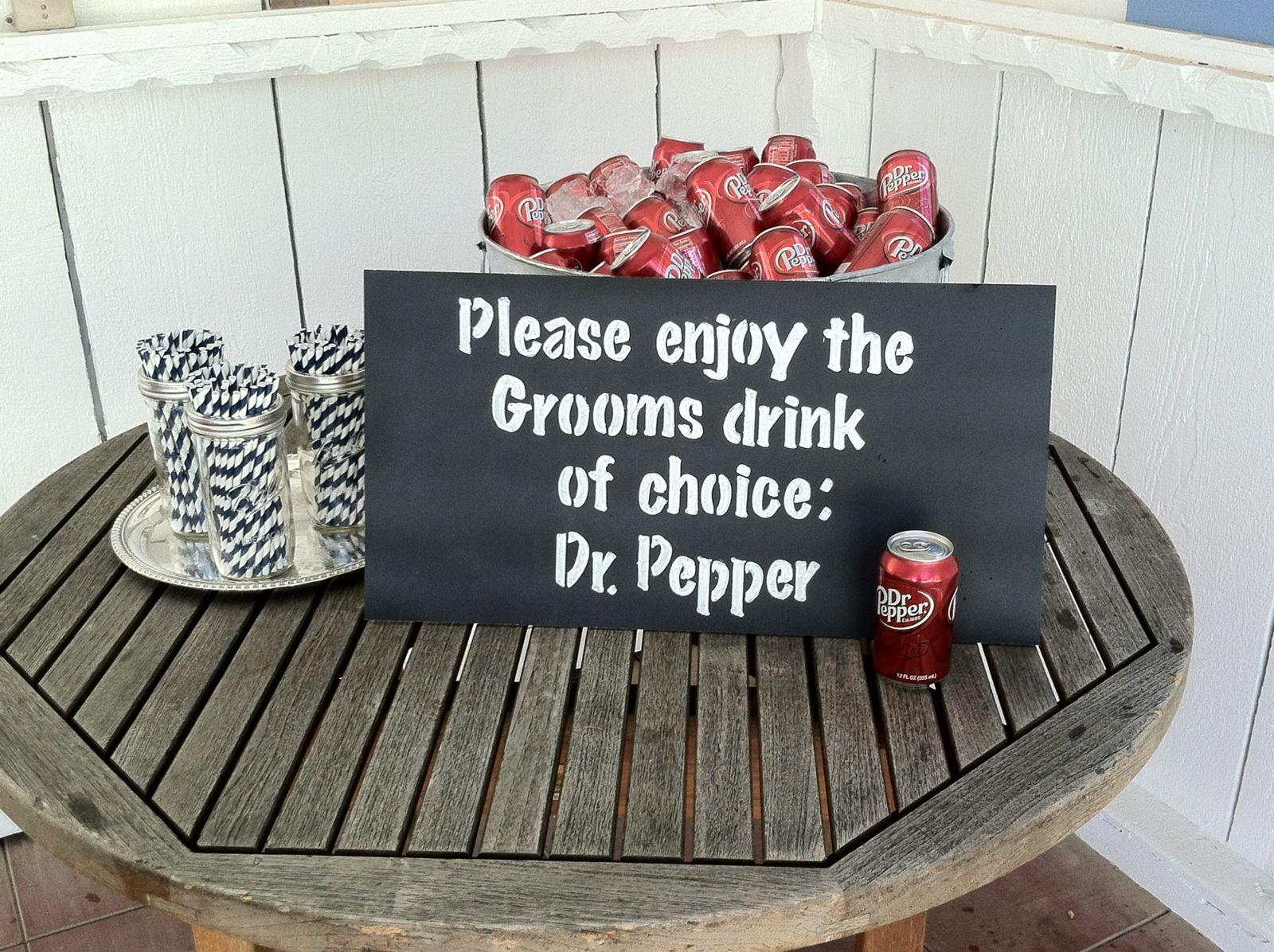 Dr. Pepper Station.