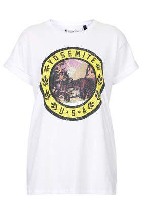 Yosemite-T-Shirt von Tee and Cake - 30
