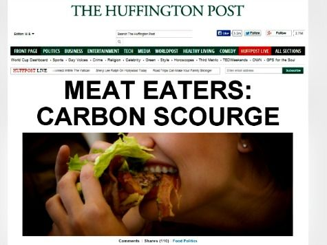 HUFFINGTON POST HAS SEEN THE FACE OF EVIL: THE BACON CHEESEBURGER
