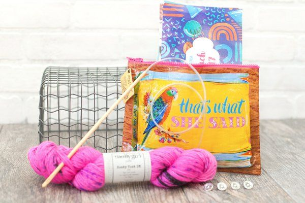 10 Best Crochet Subscription Boxes For Fun Projects Yarn Fun Projects Gift Wrapping