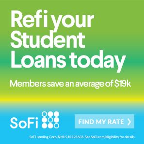 Refinance Student Loans >> Sofi Review Refinance Student Debt In 15 Minutes Credit