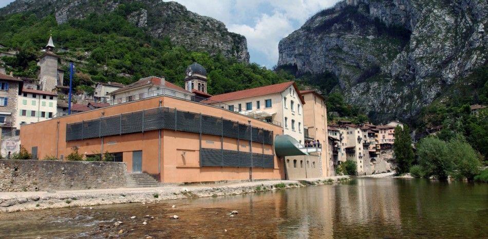Le musée de l'eau