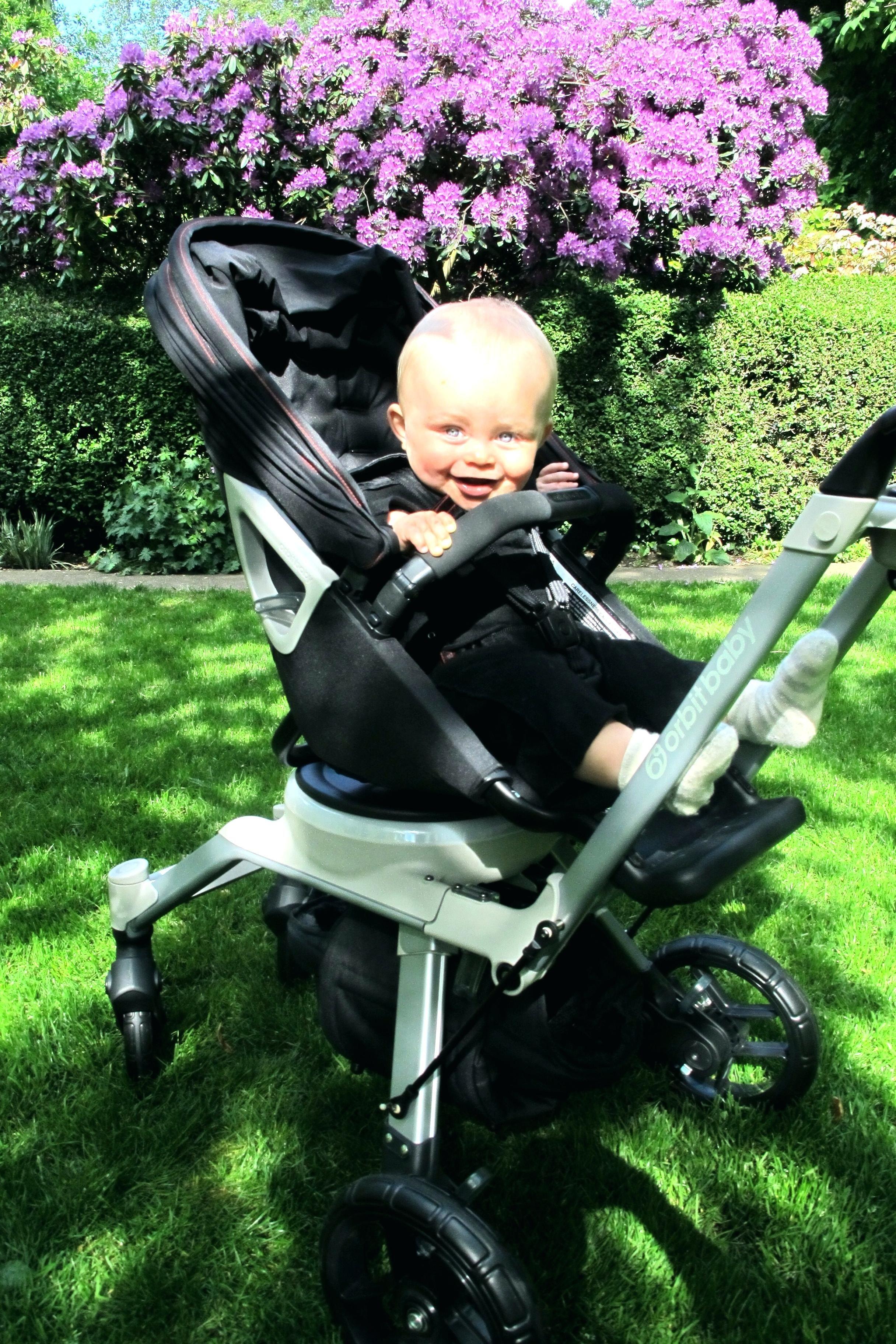 Rosa Baby Kinderwagen Und Travel Systeme, Motorisierte