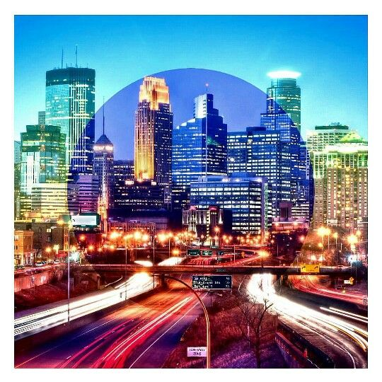 Minneapolis, Minnesota Skyline | Places I've been and ...