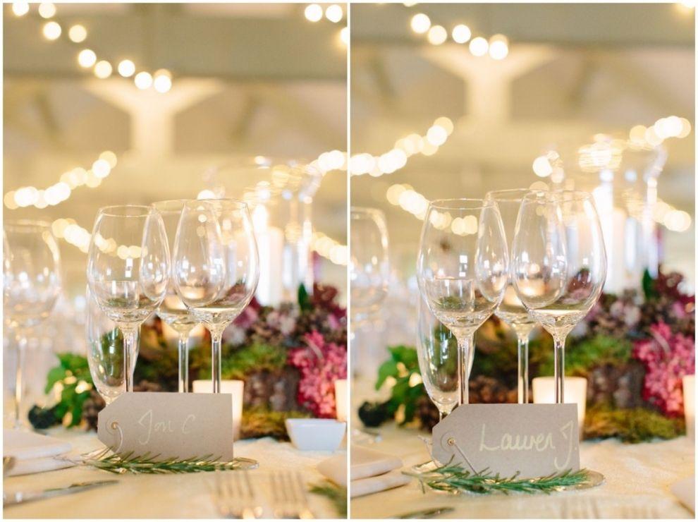 DIY-rustic-autumn-wedding-table-centerpieces-pinecones-figs-pomegranate