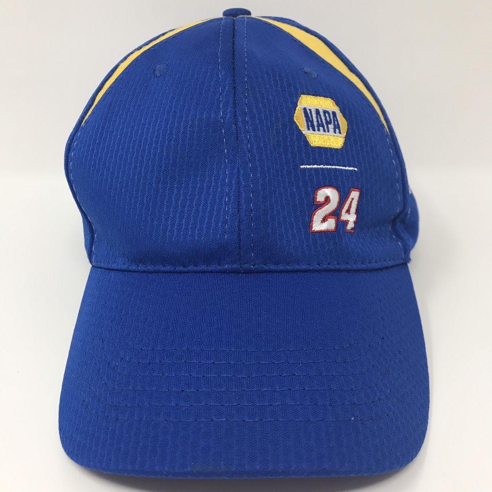 Checkered Flag NASCAR Chase Elliott #24 NAPA Adjustable Hat