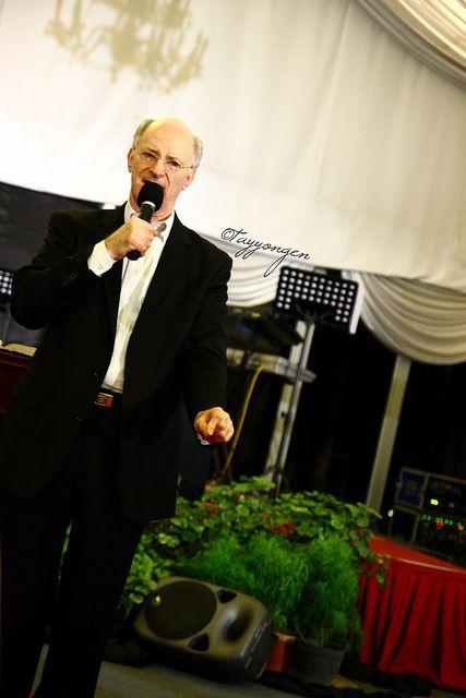 Reverend Lee Stoneking | Preach It | Apostolic pentecostal