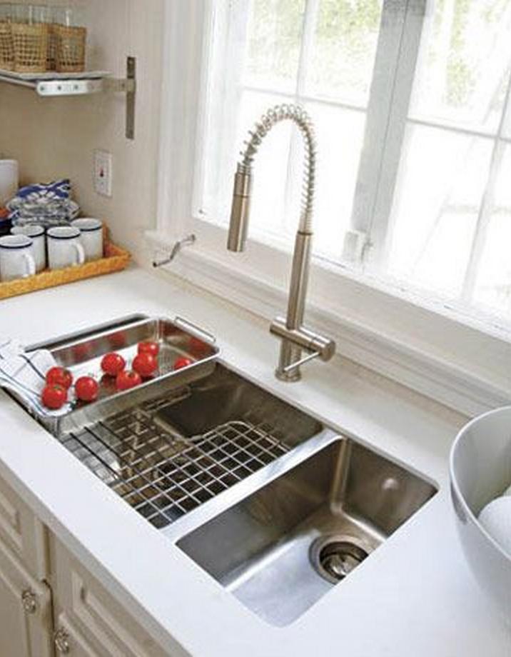 World\'s largest manufacturer of kitchen sinks. http://www ...