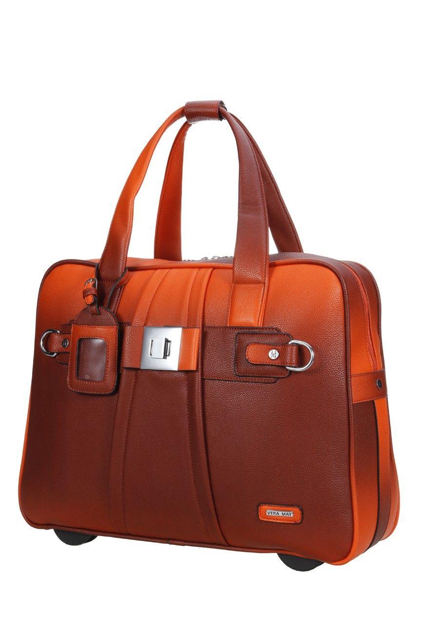 Vera May Travel Bag Overnight Designer Handbag Carry On Bags Handbags