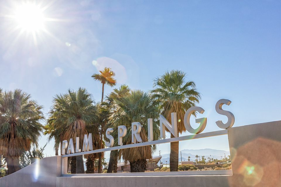 How To Get From Los Angeles To Palm Springs Weather In Palm Springs Palm Springs Palm