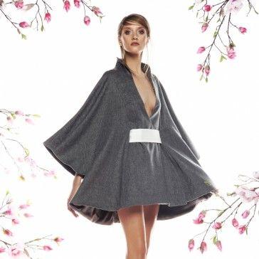 Polish fashion designer - Kamila Gawronska-Kasperska SS2014