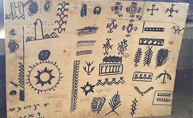 Kalinga Tattoo Design Kalinga Philippines Tattoo Traditional