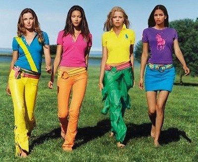 Ralph Lauren amazing colour schemes.