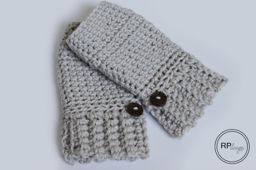 Simple Crochet Hand Warmer Pattern Crochet Patterns And Free Crochet