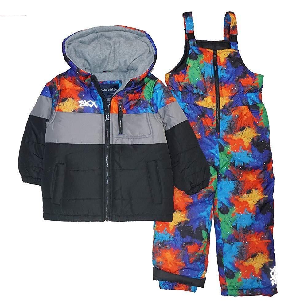 Heavyweight Snowsuit - Multicolor