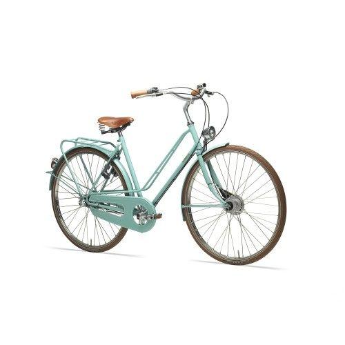 Achielle Julie Klassisches Damen Stadtrad Hollandrad Berlin Hollandrader E Bikes Und Zubehor Hollandrad Fahrrad Rad