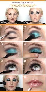 Image Result For 60 S Makeup Tutorial Twiggy Makeup Makeup
