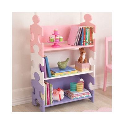 KidKraft Puzzle 3825 Bookcase
