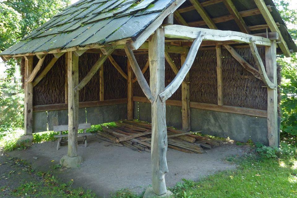 Norwegian Grindbygg Timber Frame Camping Amp Campground