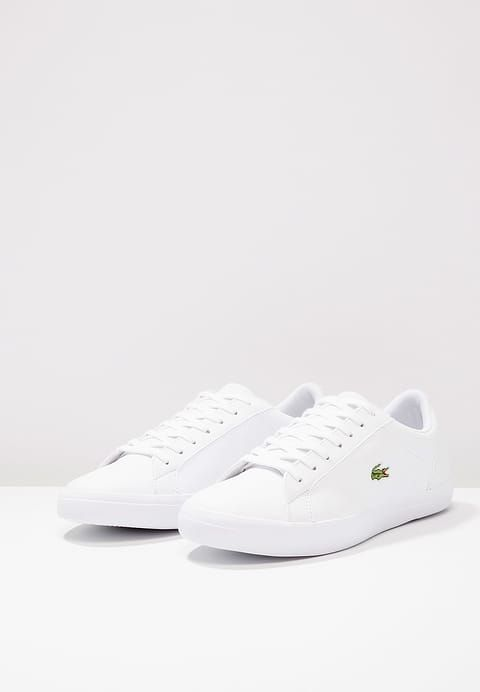 121a10947 Discover ideas about Lacoste Sneakers. Lacoste Men s Straightset SPT 116 1  Leather Trainers - White MXN) ❤ liked…