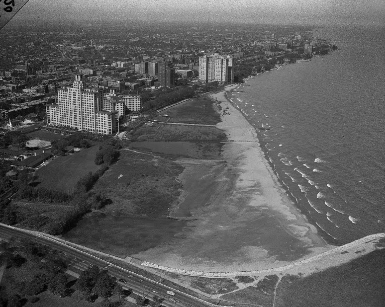 Here Now, 100YearOld Photos of Chicago's Greatest Parks