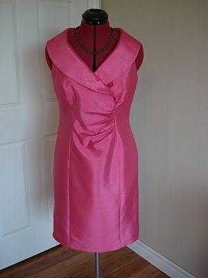 Passionista cocktail dress