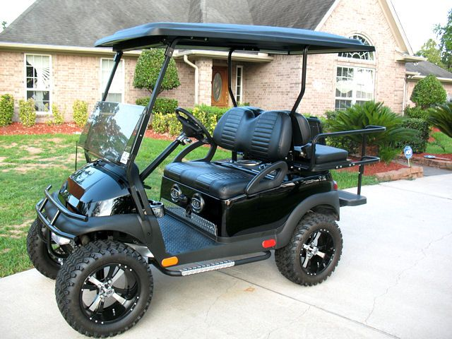 Recently Modified and Sold EZ-GO and Club Car Golf Carts | Golf ...