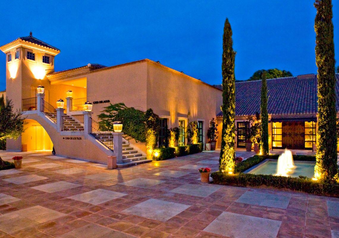 La Quinta De Jarama Es Una Finca Para Bodas En Madrid Norte Y  ~ Sitios Bonitos Para Casarse En Madrid