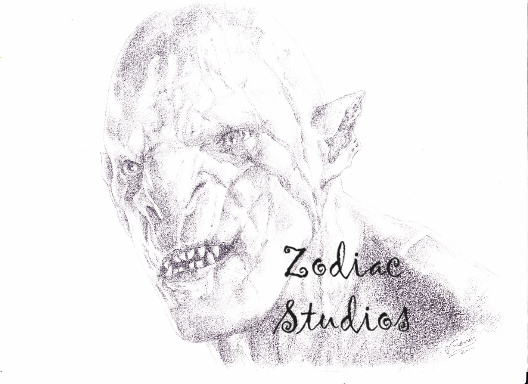 Pin Van Zodiac Studios Op Lord Of The Rings And The Hobbit Portraits By Paul