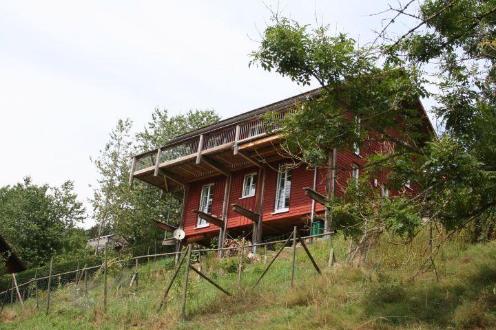 Cute Ferienhaus Susanne mit eingez unten Garten
