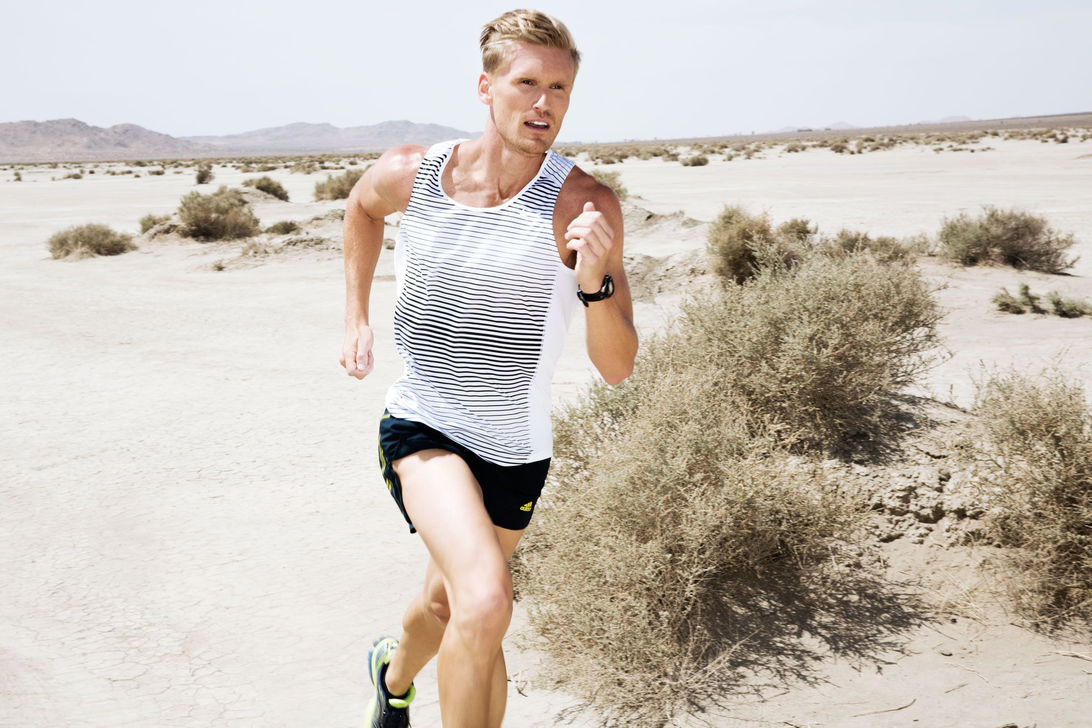 Crash and Burn Workouts for Faster Running