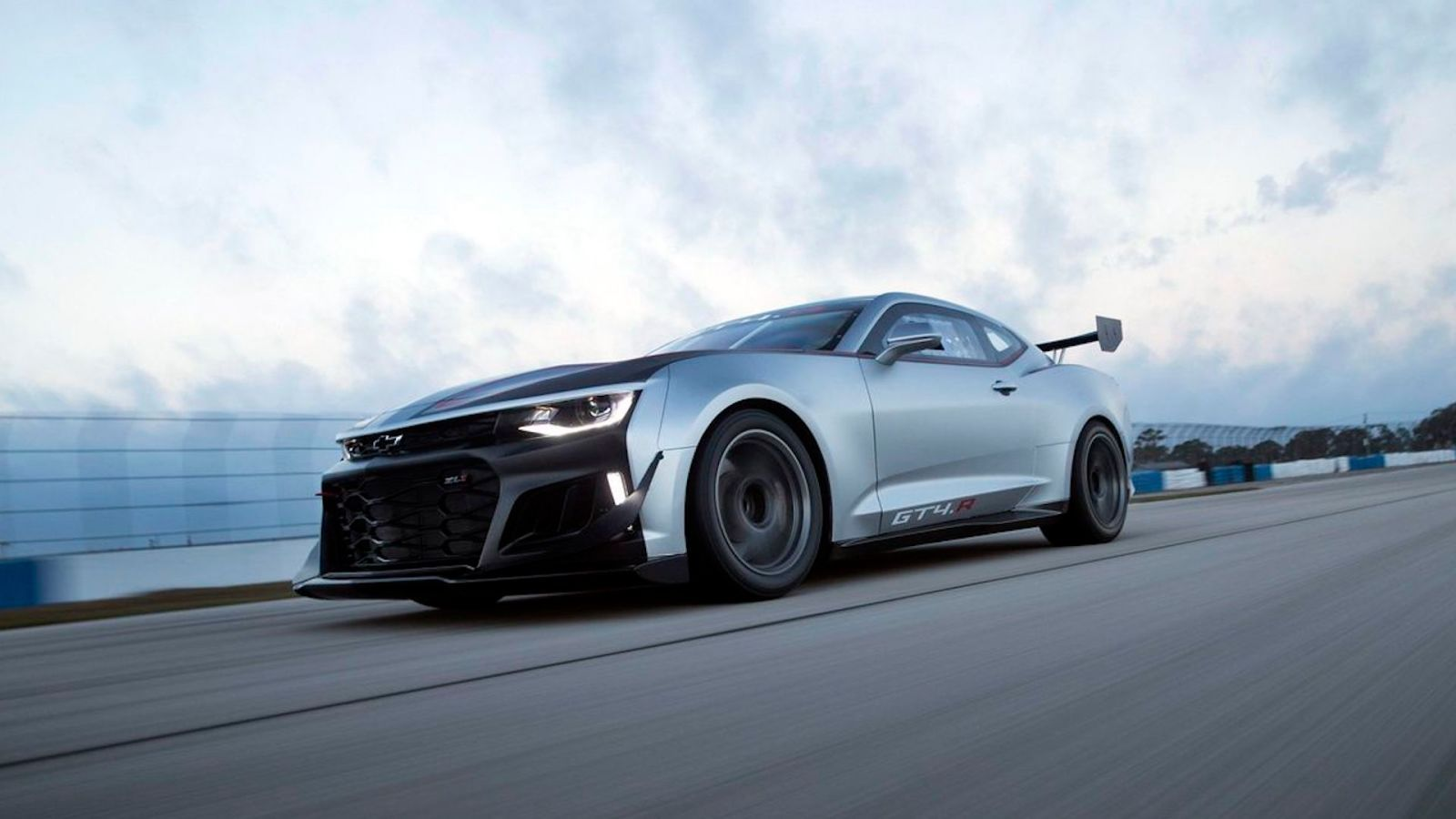 The Ultra Angry Chevrolet Camaro Gt4 R Race Car Is Now Available