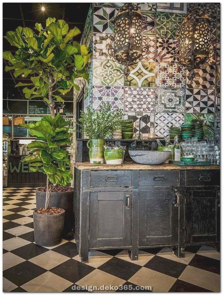Großartige eklektische Küchenideen, die pro Wohnung umgestalten - Küchenideen - #die #eklektische #großartige #Küchenideen #pro #umgestalten #wohnung #kitchenbacksplash