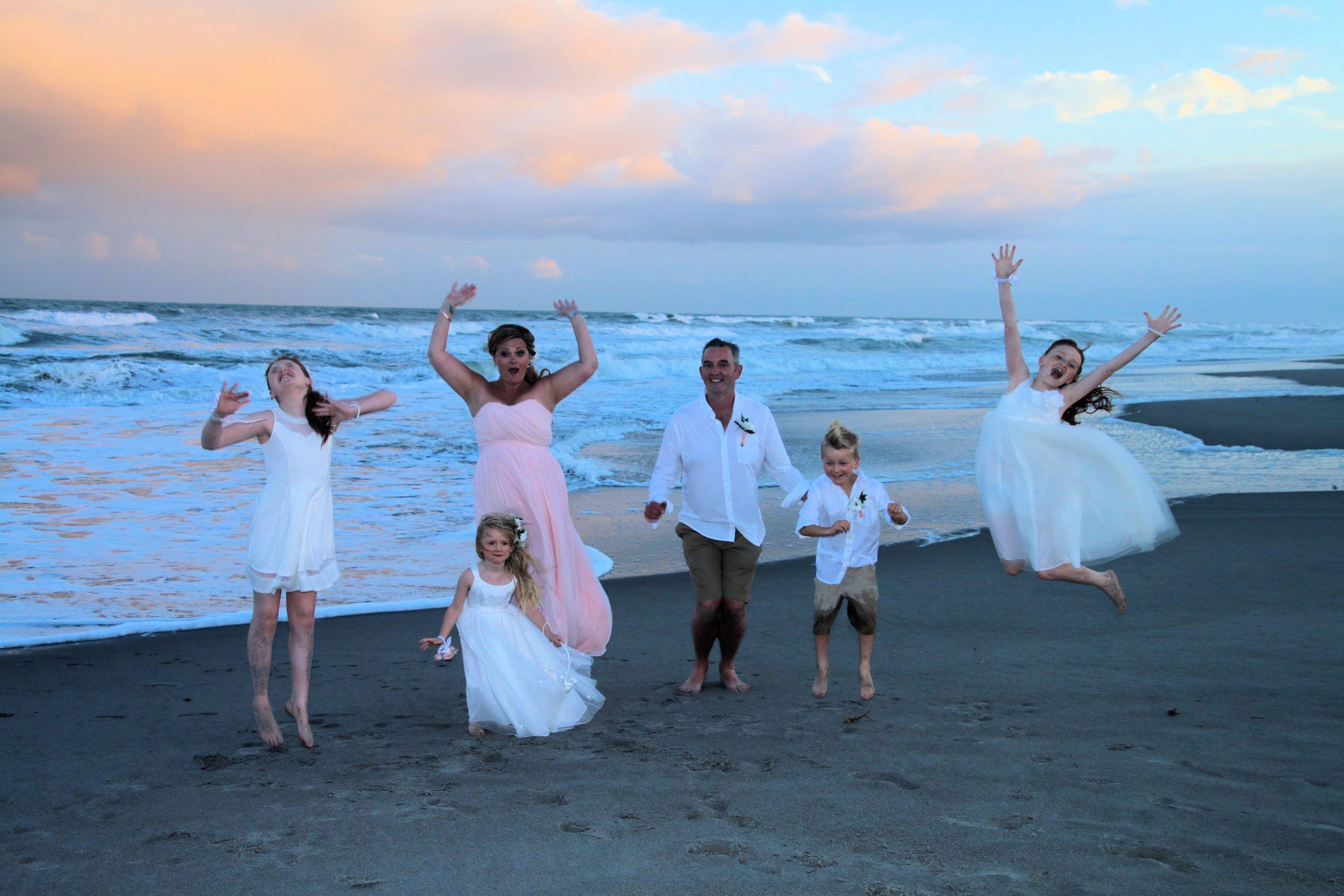 Cocoa Beach Weddings & Surfside Wedding Chapel ! www