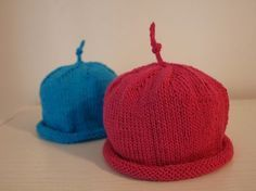 Photo of Free instructions: Super simple baby hat made from sock wool remnants – Caros Fummeley