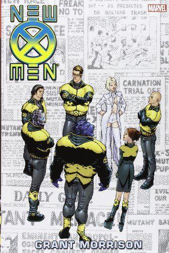New X Men Omnibus Marvel Omnibus By Grant Morrison Http Www Amazon Com Dp 0785165053 Ref Cm Sw R Pi Dp Bns1tb0ctejdenpk Comics X Men Comic Books