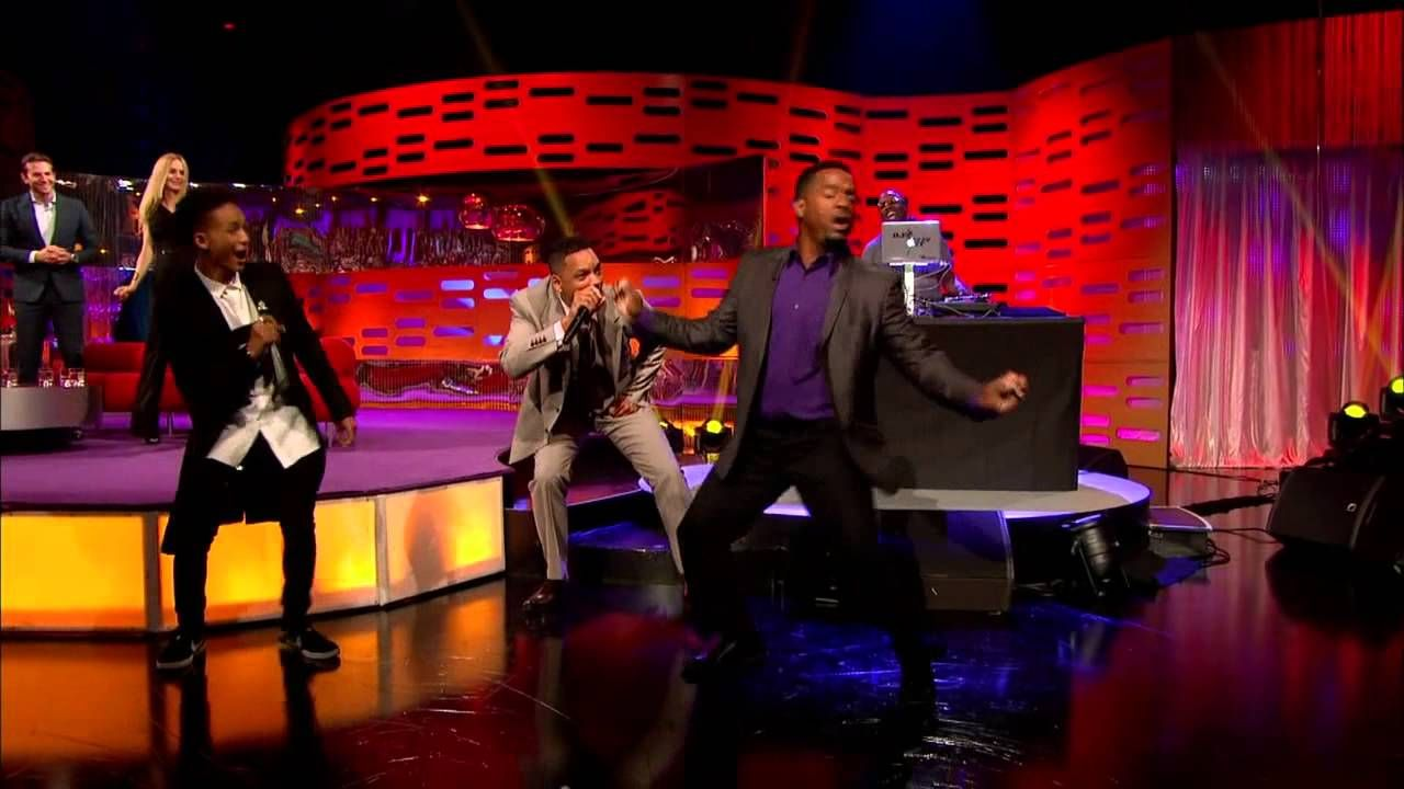 Will Smith Dj Jazzy Jeff Alfonso Ribeiro Carlton Banks On The Graham Norton Show Nothing Like A Prince Of Bel Air Will Smith Fresh Prince Of Bel Air