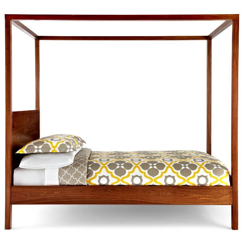jcpenney - Happy Chic by Jonathan Adler Bleecker Four-Poster Bed ...