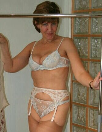 British mature lingerie