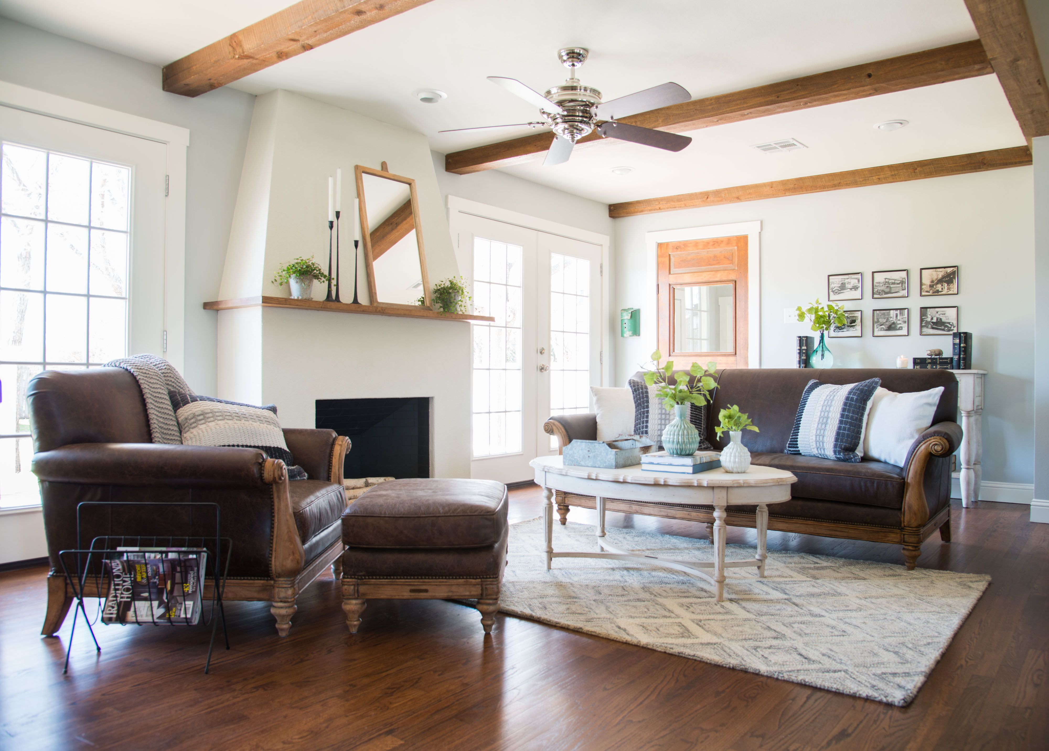 Episode 03 The Plain Gray Ranch Fixer Upper Living Room Farm