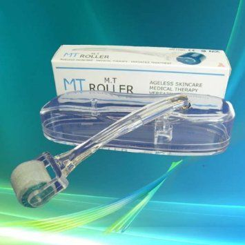 1 0mm Micro Needle Roller Skin Care Therapy Dermatology System Http Www Amazon Com Needle Roller Therapy D Skin Roller Oil Skin Care Routine Derma Roller