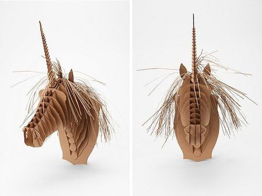 12 Sources for Faux Taxidermy Animal Heads