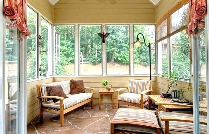 Indoor Sun Porch Furniture