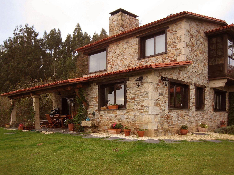 Publicaciones sobre construcciones de casas r sticas en galicia y asturias home decor - Construcciones de casas ...