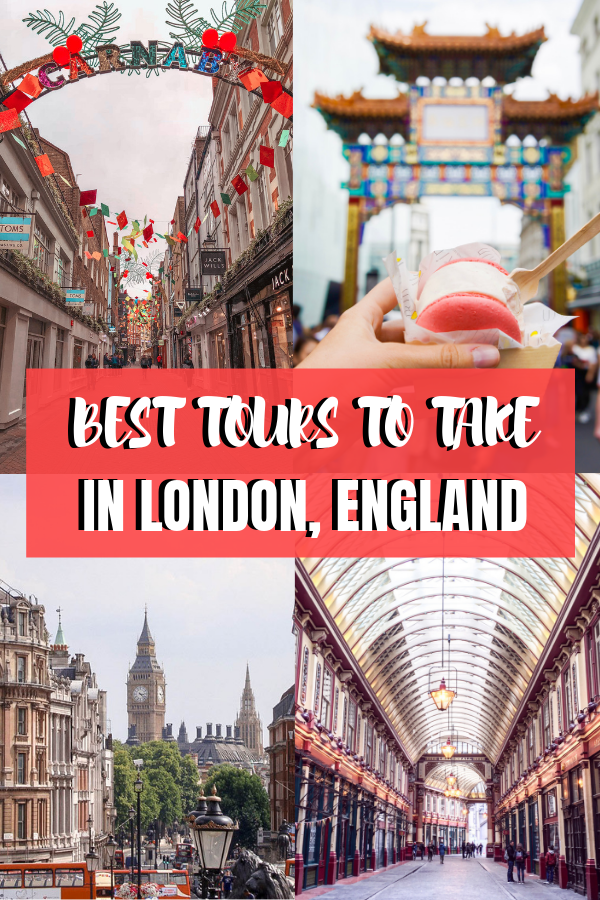 Best tours in London: best tours to take in London. Themed tours, pub tours, day tours from London, Harry Potter and other themed tours!