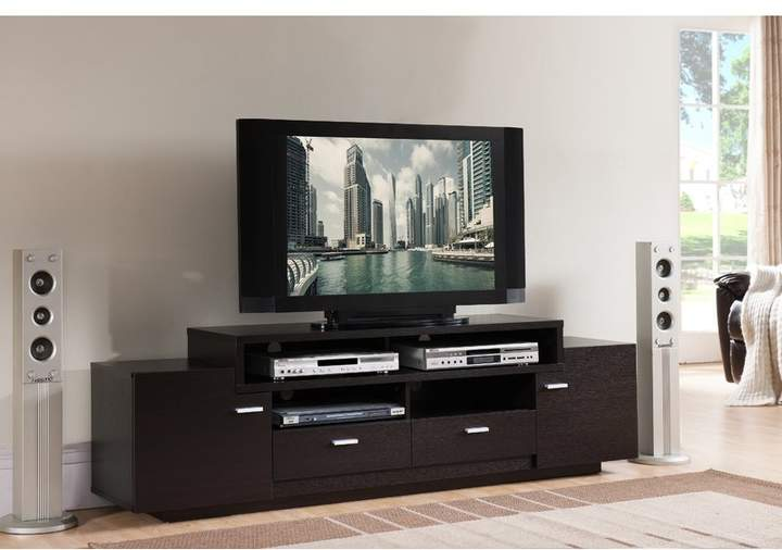 Aston Tv Stand For Tvs Up To 75 Family Room Design Tv Stand With Drawers Furniture Of America