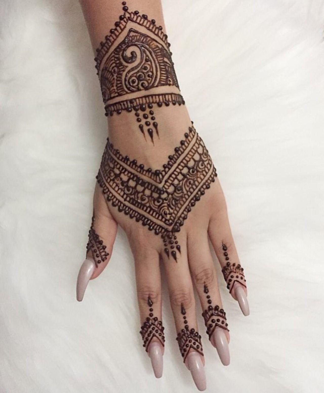 Inflicting Ink Tattoo Henna Themed Tattoos: Henna Tattoo Designs, Henna Tattoo Hand