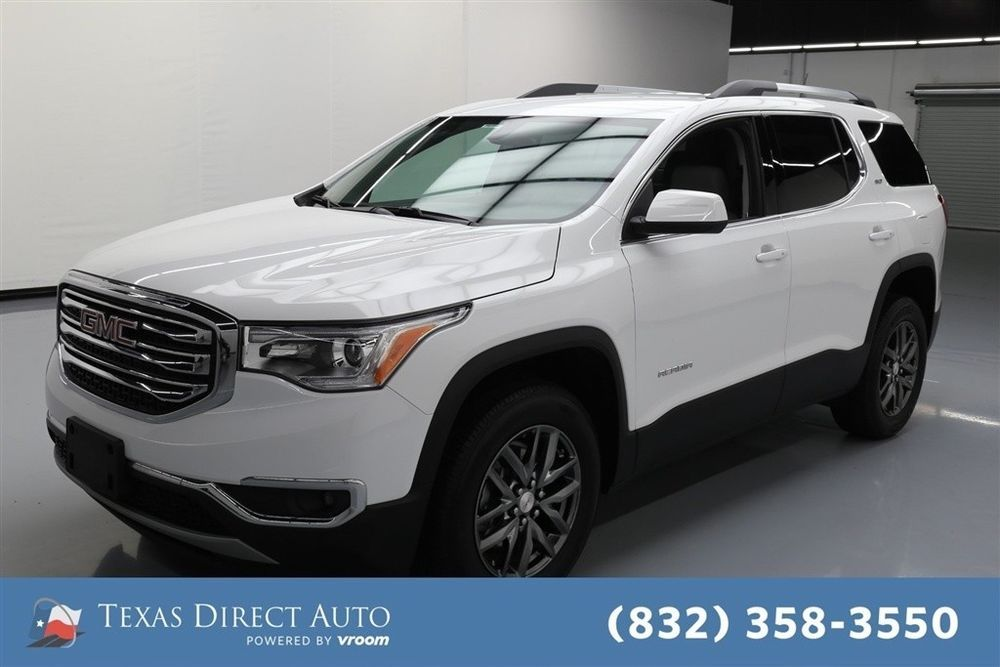 For Sale 2018 Gmc Acadia Slt Texas Direct Auto 2018 Slt Used 3 6l