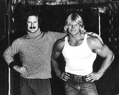 Bob Kennedy and Dave Draper.