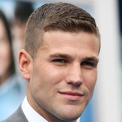 Crew cut hairstyle long
